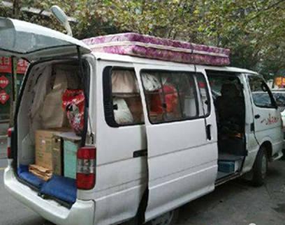 天津个人学生搬家