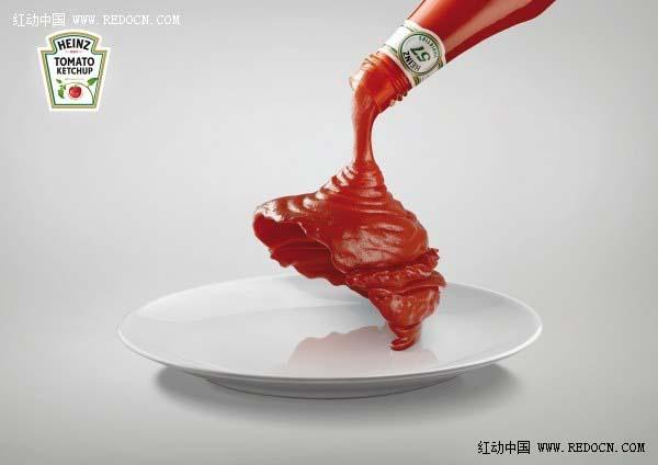 餐厅创意平面海报设计案例欣赏