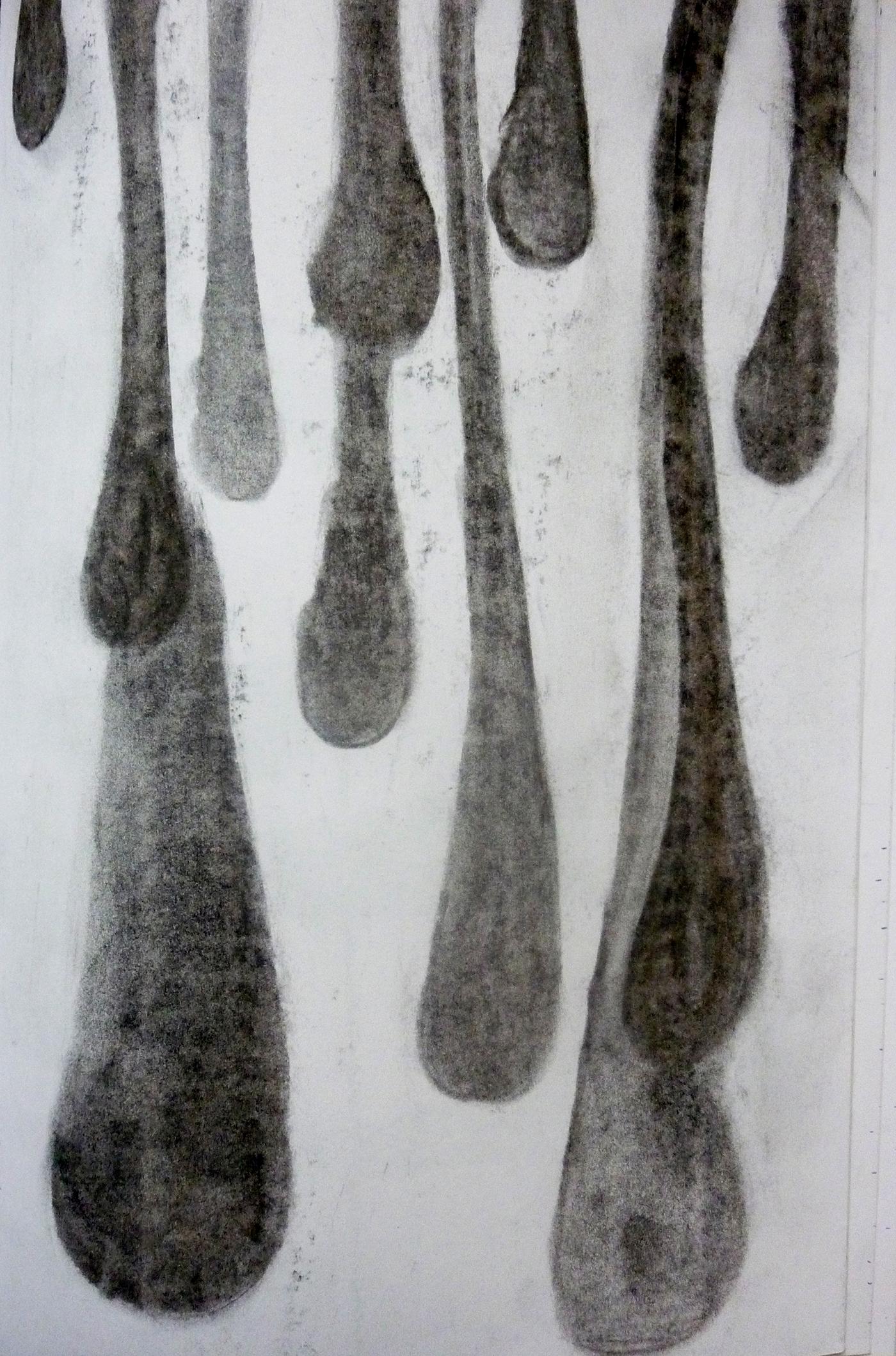 一组丝袜的视觉空间运用