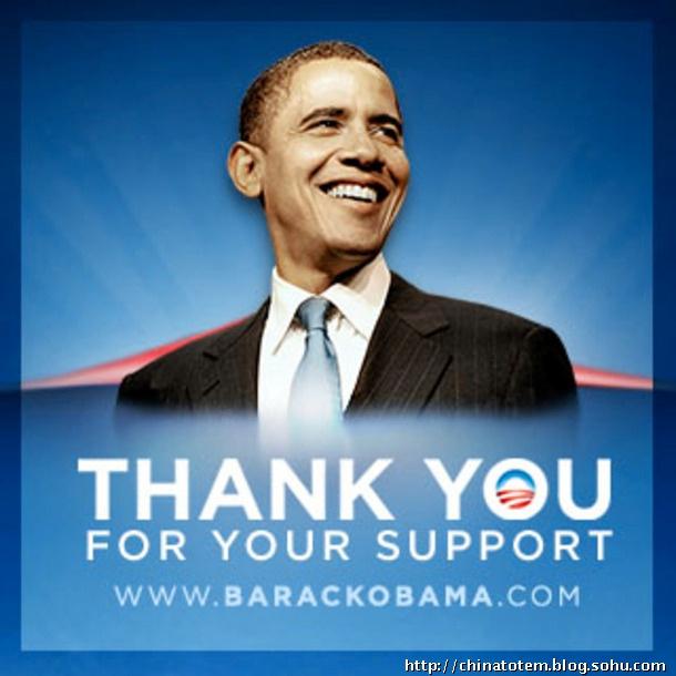 [转载]奥巴马的竞选vi形象设计