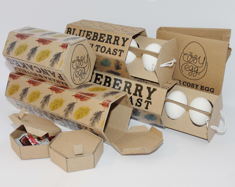 土鸡蛋包装_鸡蛋包装设计创意盒型瓦楞纸板结构造型※包装设计公司上海 ...