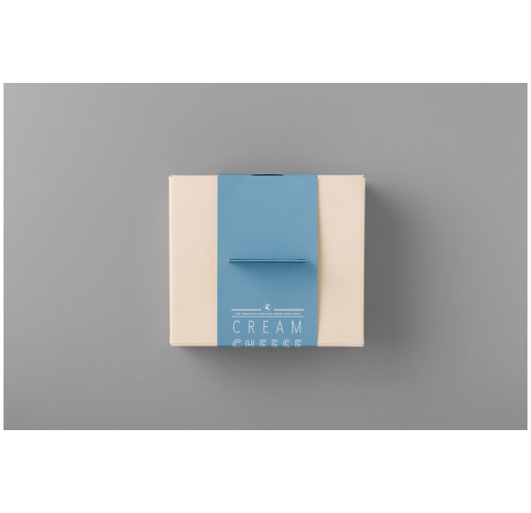 奶油奶酪西点馅饼品牌包装设计案例赏析