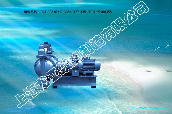 DBY-10型铝合金电动隔膜泵
