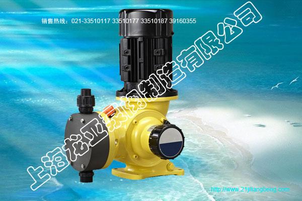 GM隔膜计量泵