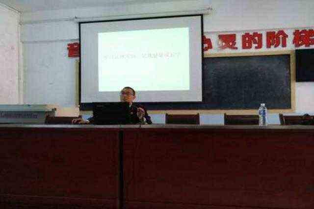 市检察院走进上高县蒙山镇中心学校开展法律宣讲活动