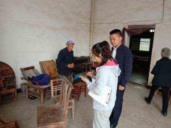 锦江镇:扎实做好新申请低保人员入户核查工作