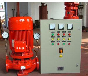 立式消防泵,立式单级消防泵