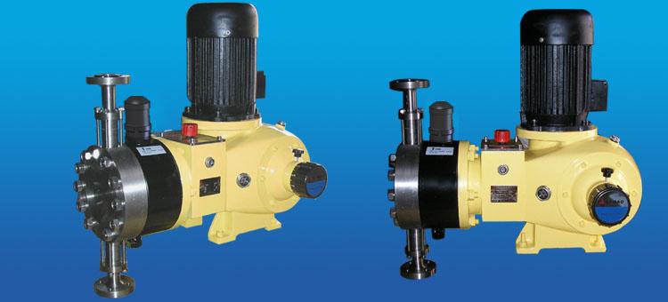 JYZR系列柱塞式计量泵