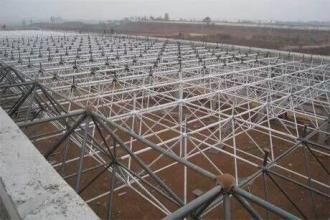 网架钢结构成本计算的三大要素分析!