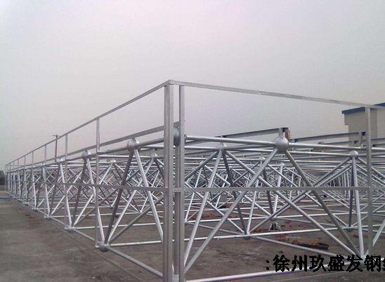 网架加工之模块式钢结构框架组装吊装技术五大技术分析!
