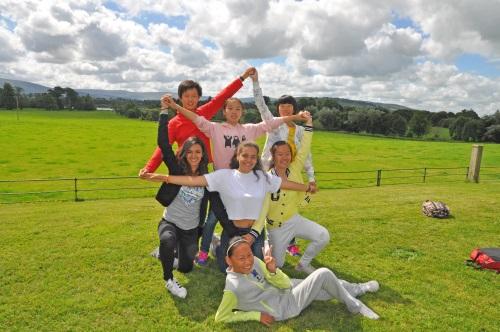 爱尔兰英国24天游学夏令营-爱尔兰留学