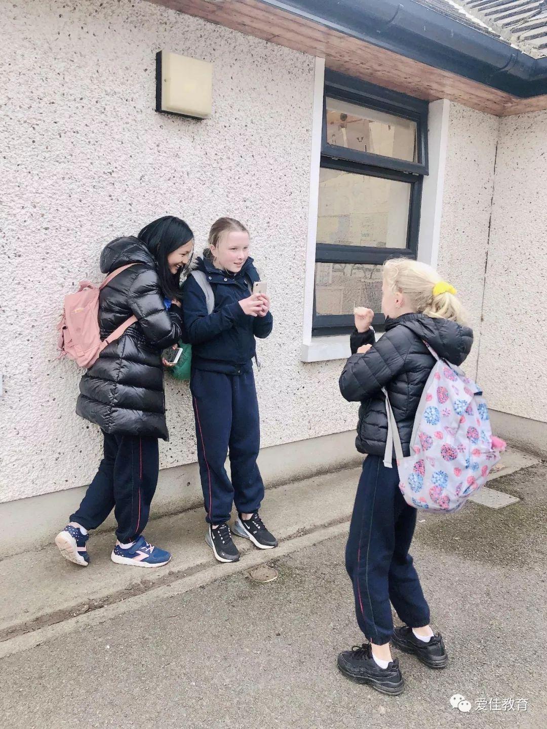 爱尔兰中学插班实录-爱尔兰留学