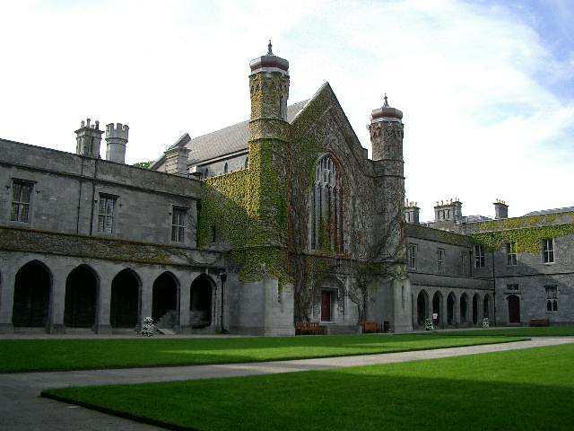 爱尔兰国立高威大学申请攻略-爱尔兰留学
