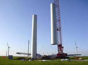 风力发电塔1