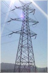 电力拉线塔5