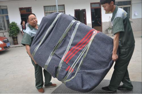 贵重物品打包搬运力工