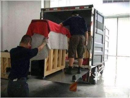 贵重物品搬运不容易,要做好措施