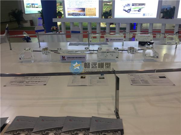 北京惠安畅远模型-单轨吊运输系统模型
