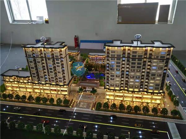 北京惠安畅远模型-地产模型