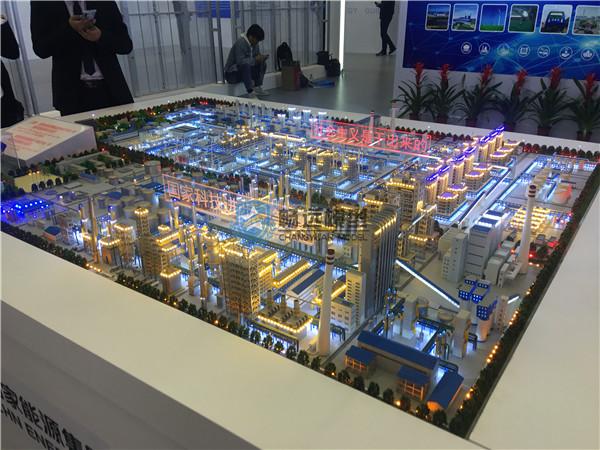 北京惠安畅远模型-国家能源集团模型