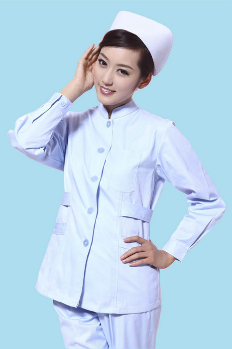 护士系列����_短款护士服系列