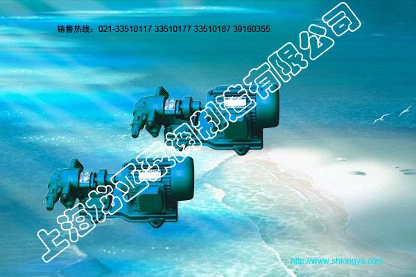 KCB(2CY)型齿轮式输油泵