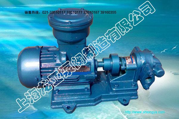KCB系列防爆齿轮泵