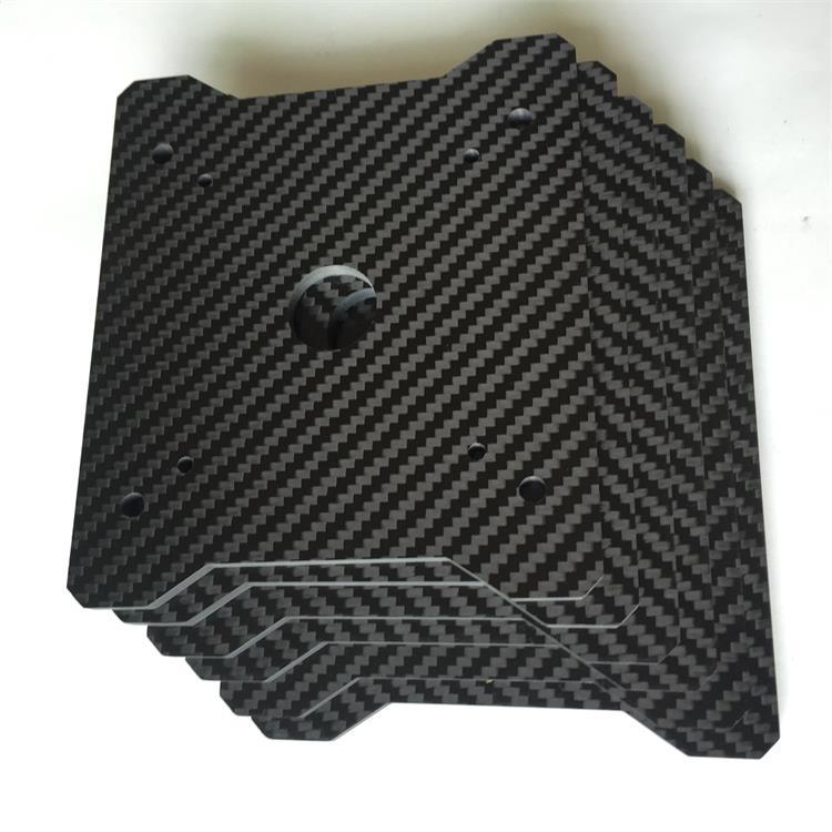 Carbon fiber plate CNC machining