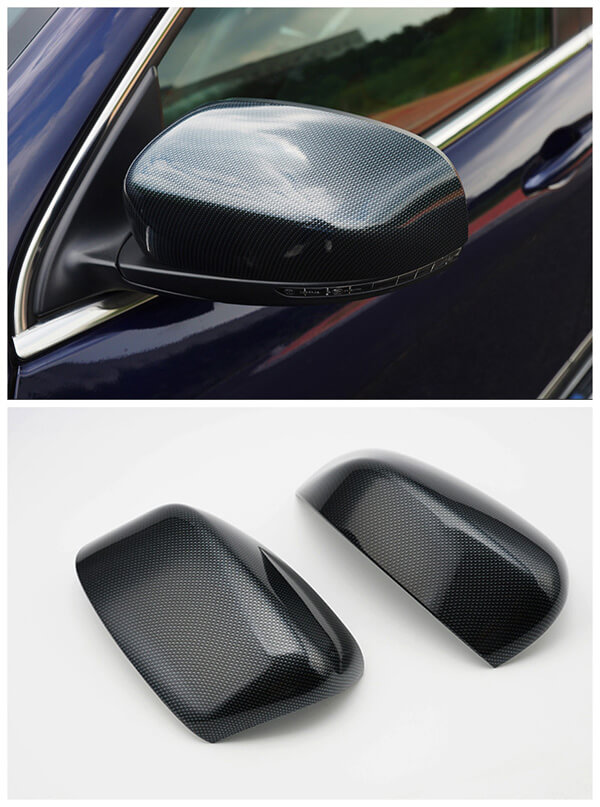 Carbon fiber Auto Rearview Mirrors