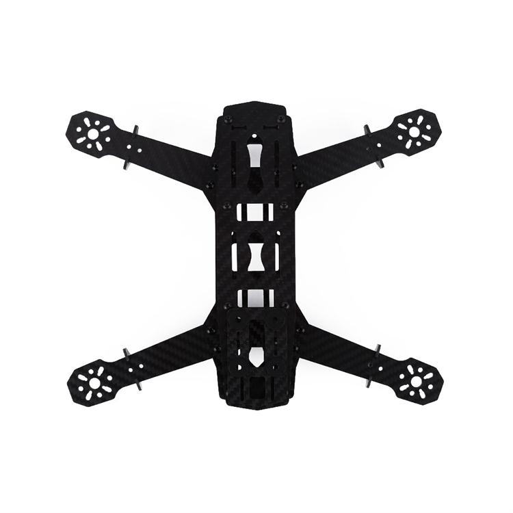 custom carbon fiber drones/UAV frame parts manufacture