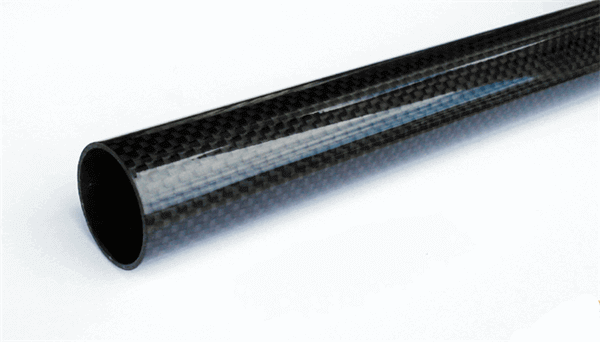 High quality 3k carbon fibre tube