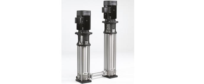 不锈钢立式多级泵