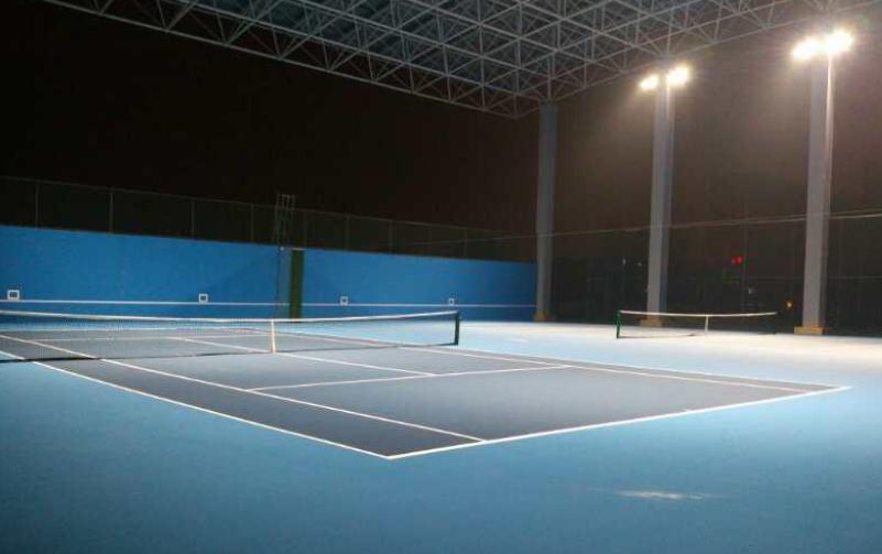 网球馆LED照明解决方案