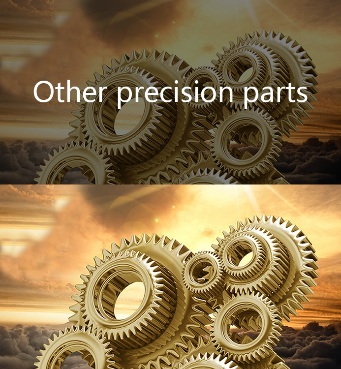 Other precision parts