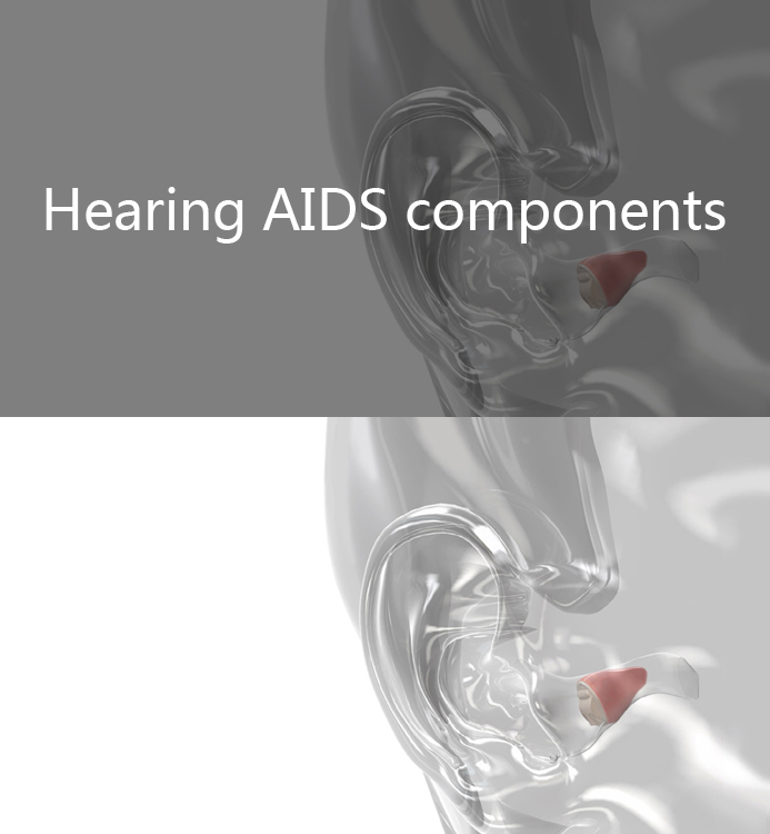 Hearing AIDS components