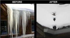 天沟融雪系统 落水管 (屋顶融雪)[干货]