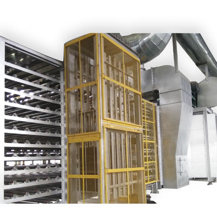 Automatic Paper Gypsum Board Making Machine-EPS Machinery - ShunDa
