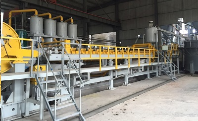 <b>Building materials (EPS//Gypsum board/block) production line</b>