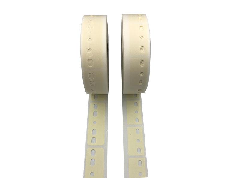 供应AI五孔 三孔卷状 片状美纹接料带