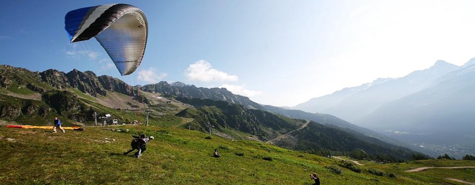 滑翔伞飞行规则