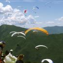 瀚翔滑翔伞俱乐部与梦飞行!