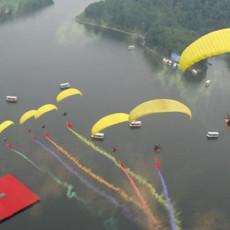 中国动力伞飞行现状