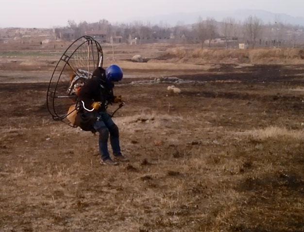 枣庄动力伞培训