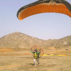 动力伞飞行技巧