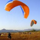 滑翔伞地面斗伞技巧