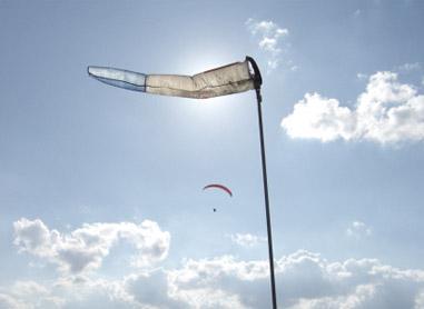 无动力滑翔伞风筒多少钱