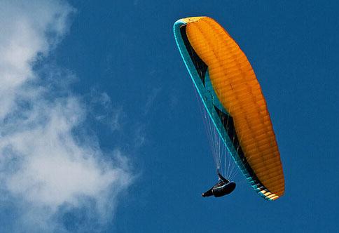 无动力滑翔伞
