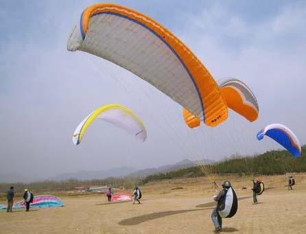 滑翔伞培训初级内容