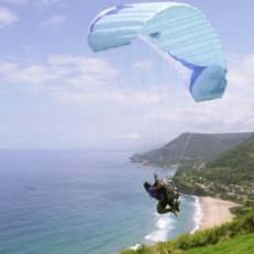 滑翔伞培训中级内容