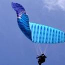 滑翔伞教程-前缘塌陷